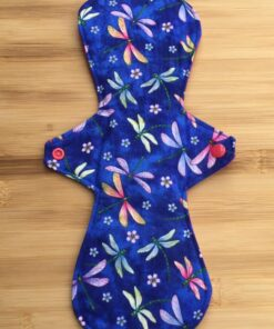 Dragonfly cloth pad