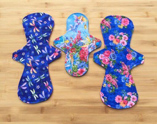 cloth pad fairy spring set 3