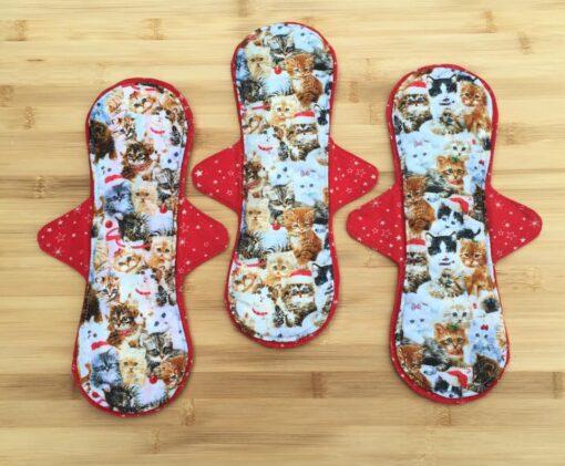 kitten cloth pads